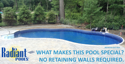 why a radiant pool